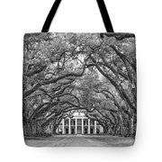 The Old South Version 3 Bw Tote Bag