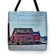 The Paint Factory, Gloucester, Massachusetts Tote Bag