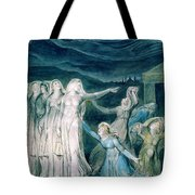 The Parable Of The Wise And Foolish Virgins - Digital Remastered Edition Tote Bag