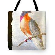 The Passenger Pigeon  Tote Bag
