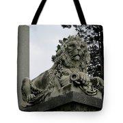 The Patterson Lion Tote Bag