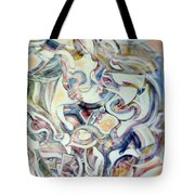 The Perfect Storm Tote Bag