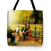 The Portraiture Tote Bag