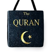 The Quran Tote Bag