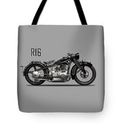 The R16 Motorcycle Tote Bag