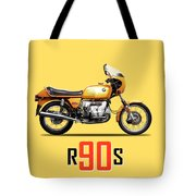 The R90s Motorcycle Tote Bag