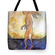 The Rabbit Prince Tote Bag