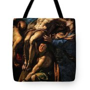 The Raising Of The Cross, 1620 Tote Bag
