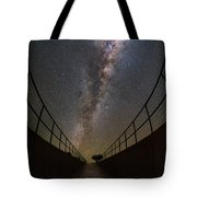 The Residencia At Night Tote Bag