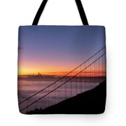 The Rising Of Joy- Tote Bag by JD Mims