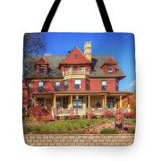 The Rittenhouse Inn Tote Bag