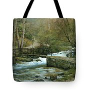 The River Psirzha Tote Bag