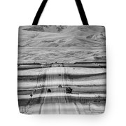 The Road From Casper Tote Bag