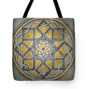 The Roman Mandala At Tomis Tote Bag