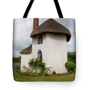 The Roundhouse Aged Tote Bag