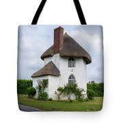 The Roundhouse Tote Bag