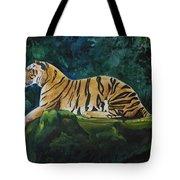 The Royal Bengal Tiger Tote Bag