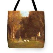 The Sacred Grove 1886 Tote Bag