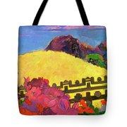 The Sacred Mountain - Digital Remastered Edition Tote Bag