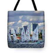 The Sailing Life Tote Bag