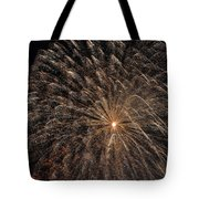 The Saint Louis Missouri 4 Of July Fireworks Tote Bag