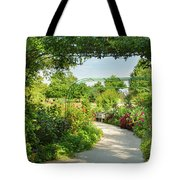 The Scent Of Monet Tote Bag