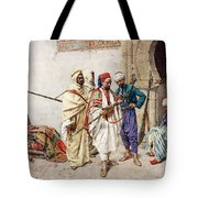 The Seller Of Arms Tote Bag