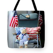 The Ships Captain Tote Bag