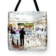 The Shopping Centre Tote Bag