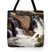 The Sinks In Smoky Mountain National Park Tote Bag