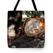 The Sleeping Pumpkinman  Tote Bag