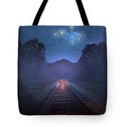 The Stars Of Locust Ridge Tote Bag