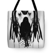 The Stinging Women - Artwork  Tote Bag by Ryan Nieves