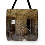 The Stone Jailhouse Interior Tote Bag