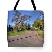 The Streets Of Bruce. Tote Bag