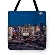The Strip - Night Tote Bag