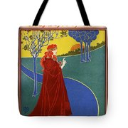 The Sun, American Vintage Poster Tote Bag