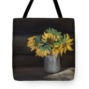 The Sun Flowers  Tote Bag