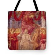 The Temple Of Love Tote Bag