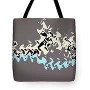 The Upside Down Tote Bag by Dan Sproul