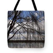 The Veil Of A Tree Tote Bag