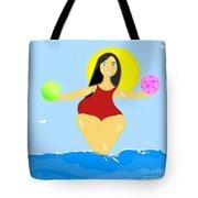 The Venus Of Equilibrium Tote Bag