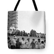 Jose Marti Memorial Tote Bag