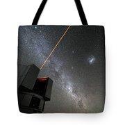 The Vlts Laser Guide Star Tote Bag