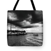 The Way Of The Cross Tote Bag
