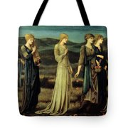 The Wedding Of Psyche 1895 Tote Bag
