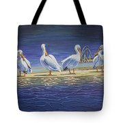 The Welcoming Committee Tote Bag