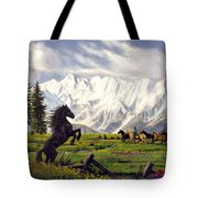 The Wild One Tote Bag