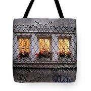 The Windows Of Sofia Tote Bag