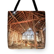 Thee Ol' Barn Tote Bag